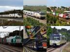 Las fotos de la semana (III): Los reyes magos viajan en tren, la resistencia del otoño y las dobles tracciones