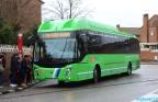 Nuevos autobuses de GNC para ArgaBús
