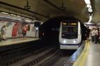 La línea 5 de Metro de Madrid contará con trenes de la serie 3000