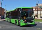 Nuevos Scania Citywide híbridos en la Comunidad de Madrid