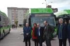 14 nuevos autobuses propulsados por GNC para la Empresa Martín