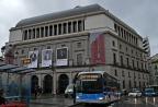 Irizar i2e en Madrid: Una puerta al futuro del transporte sostenible