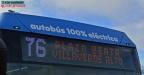 EMT Madrid estrena su primera linea 100% eléctrica con carga de oportunidad por inducción