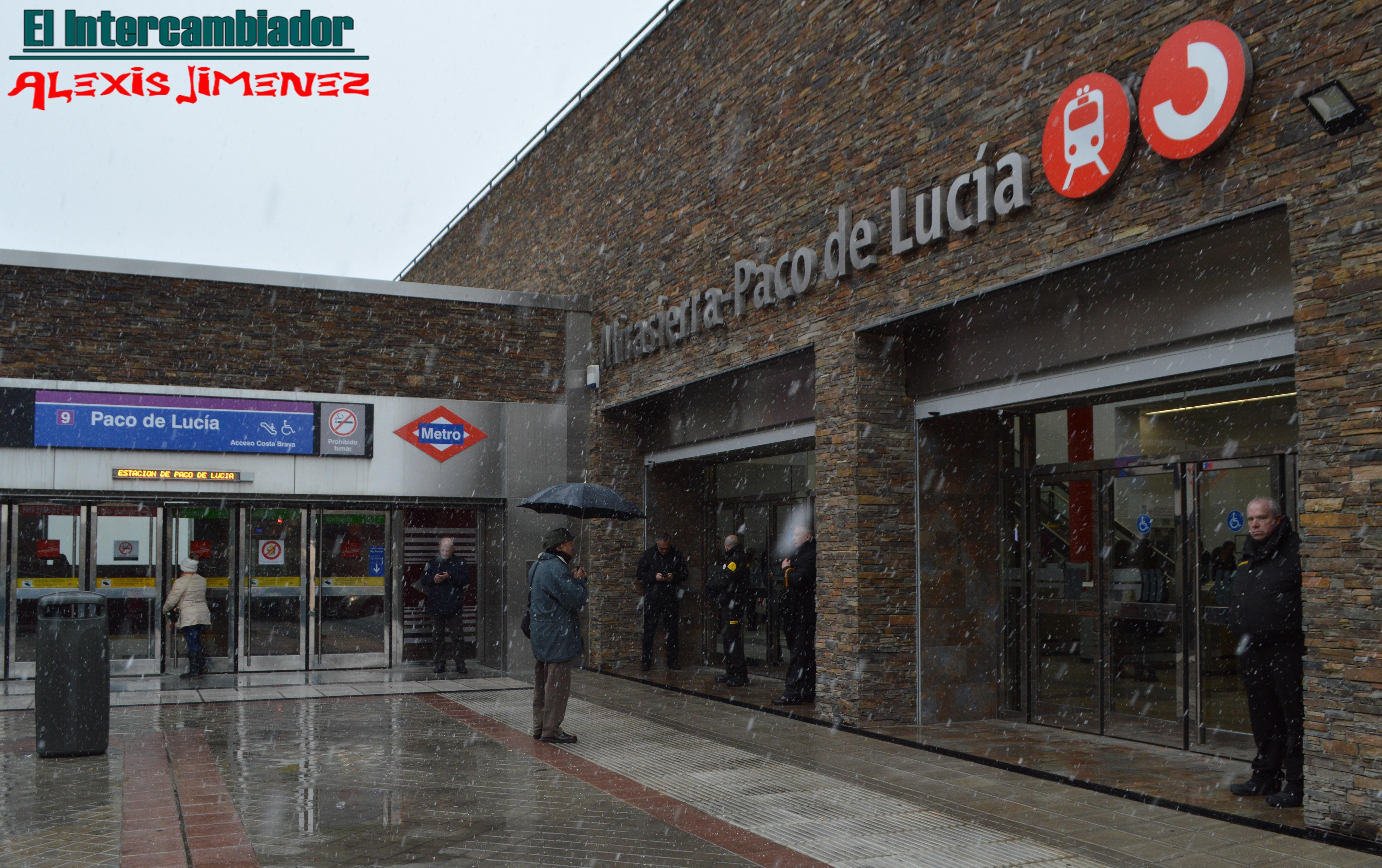 El Madrileno Barrio De Mirasierra Ya Cuenta Con Su Estacion De