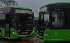 Arriva DBlas presenta 22 autobuses híbridos para el suroeste de la Comunidad de Madrid