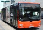 Nueva red de transporte urbano de Mérida